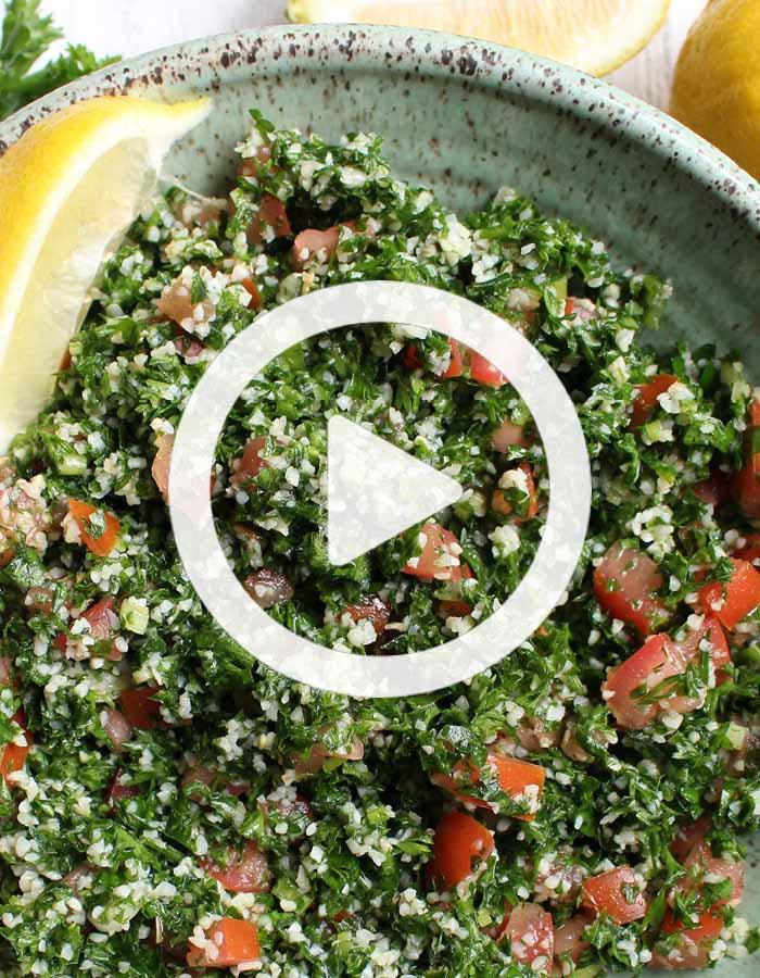 Taboula Recipe