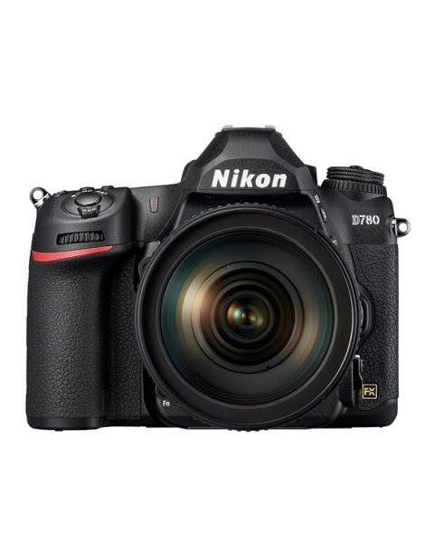 Nikon D780 Camera Body Only (VBA560AM) + Memory Card 64GB