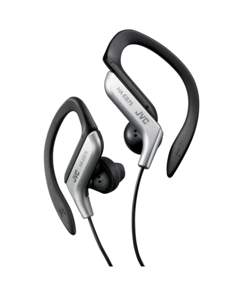 JVC Ear clip headphones for sport (HA-EB75-S-E)