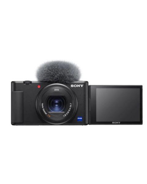 كاميرا سوني مدونة للفيديو Sony Vlog ZV-1 camera-front
