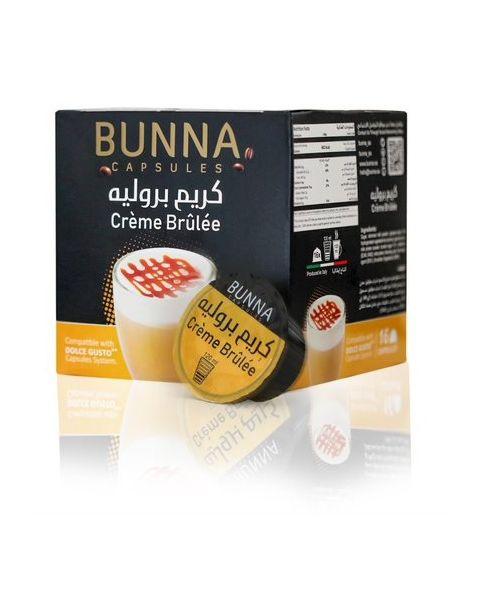 Bunna Creme Brulee 16 Capsules (BUNNA CREME BRULEE)