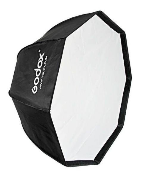جودوكس مظلة عاكس للإضاءة Godox SB-GUE80 Umbrella style softbox with bowens mount Octa 80cm