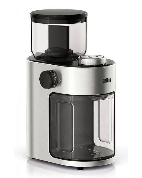 براون KG 7070 مطحنة القهوة (BRKG7070GRI)