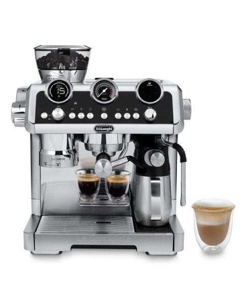 Delonghi EC9665.M La Specialista Maestro Manual Coffee Machine (DLEC9665.M)
