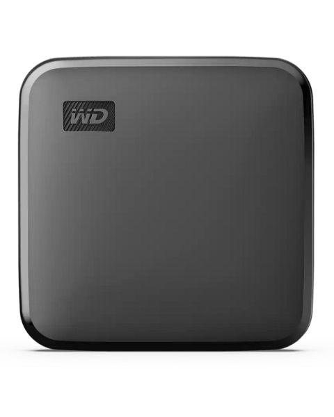محرك أقراص محمول SSD من ويسترن ديجيتال 480 جيجابايت (WDBAYN4800ABK-WESN)