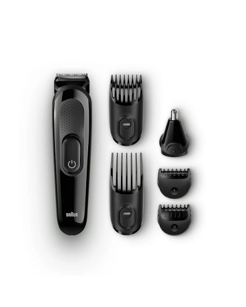 Braun Multi grooming kit, 6-in-1 trimmer (MGK3220)