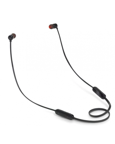 JBL T110BT Wireless In-Ear Headphones- BLACK (T110BTBLK)
