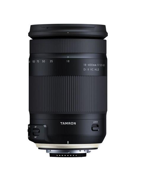 Tamron 18-400mm f/3.5-6.3 Di II VC HLD Lens for Canon EF (B028E)