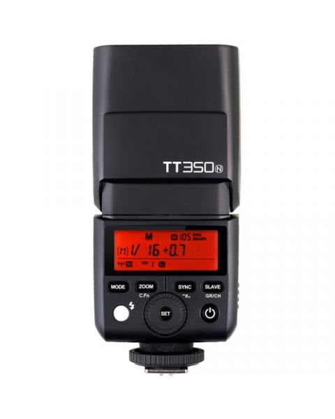 Godox Mini Flash for Nikon (TT350N)