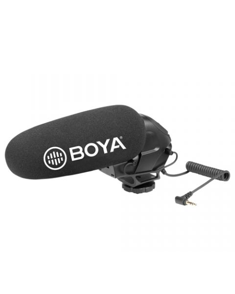 Boya on Camera Shotgun Microphone (BY-BM3031)
