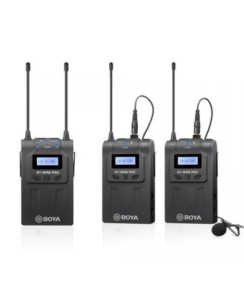 BY-WM8 PRO KIT 2 3PC Microphone (BY-WM8PRO-K2)