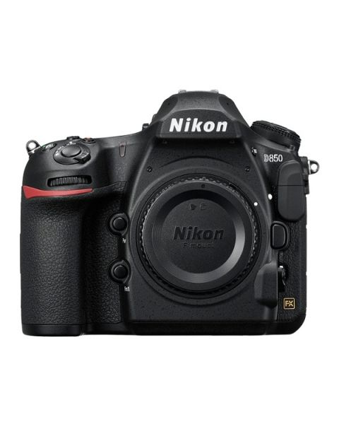 NIKON D850 BODY ONLY, FULL FRAME DSLR, 45.7 MP (VBA520AM) + Memory Card 64GB + NPM Card