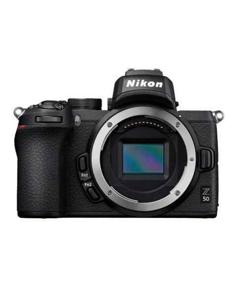 Nikon Z50 Mirrorless Camera Body Only (VOA050CM)