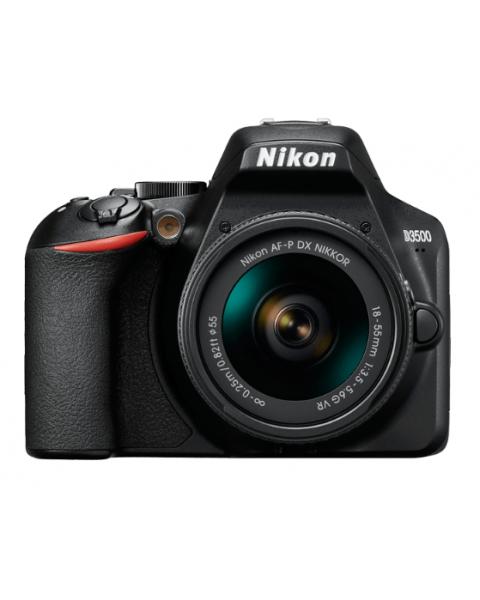 Nikon D3500 KIT WITH 18-55 mm VR LENS (VBK550XM)