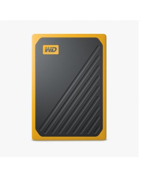 SSD Passport Go 1TB Yellow USB 3.0 (WDBMCG0010BYT-WESN)