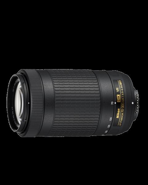 Nikon AF-P DX NIKKOR 70-300mm f/4.5-6.3G ED VR (JAA829DA)