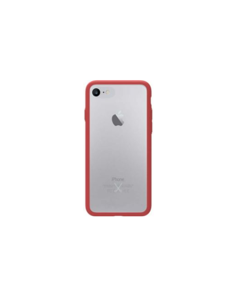 Philo Slim Bumper Hard Case For iPhone 7 / 8 – Red (PH017RD)