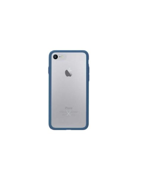 إطار الحماية فيلو النحيف لهاتف أيفون ٧/٨ – أزرق (PH017BL)