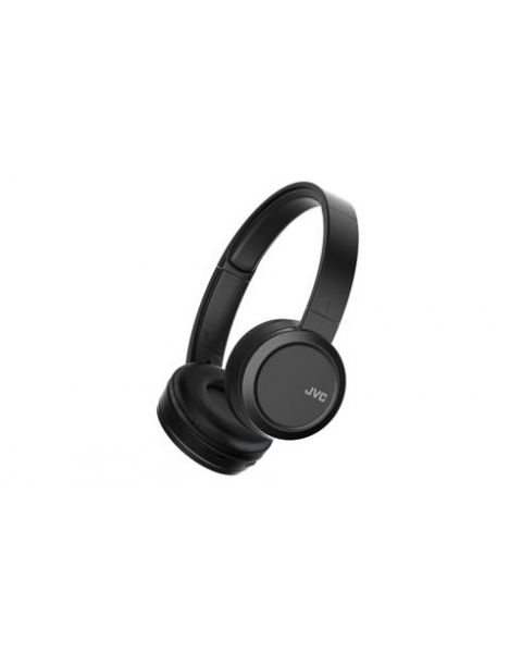 JVC Foldable Bluetooth on-ear Headphones (HA-S50BT-B-E)