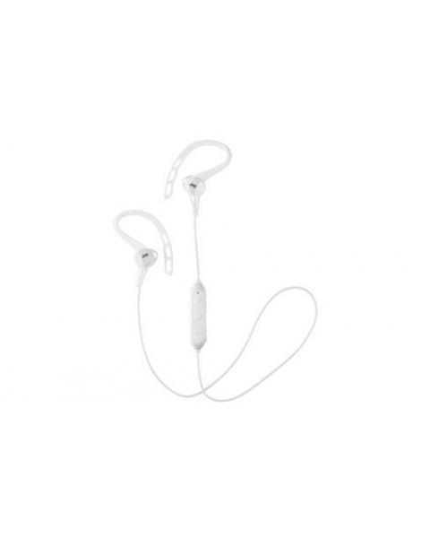 JVC Wireless inner ear Headphones, White (HA-EC20BT-WE)