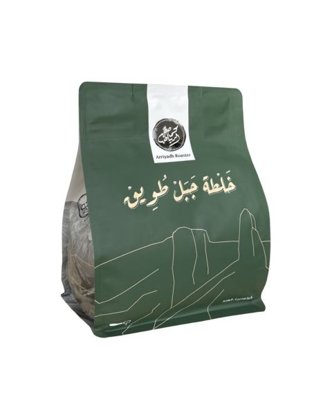 Arriyadh Roaster, Coffee Beans Jibal Tuwayq Blend (RIYADH-JABAL TWAQ 500GM)