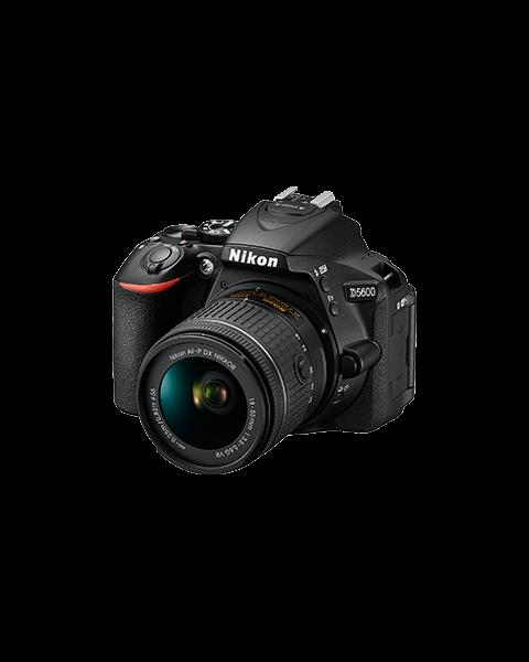 NIKON D5600 KIT WITH 18-55VR  (VBK500XM)