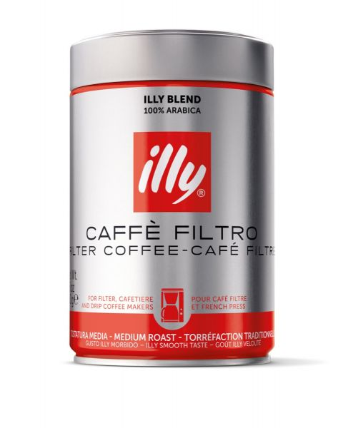 ILLY Filter Coffee 250G (3932)