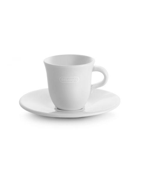 Delonghi 2 Porcelain Espresso Cups (5513283721)