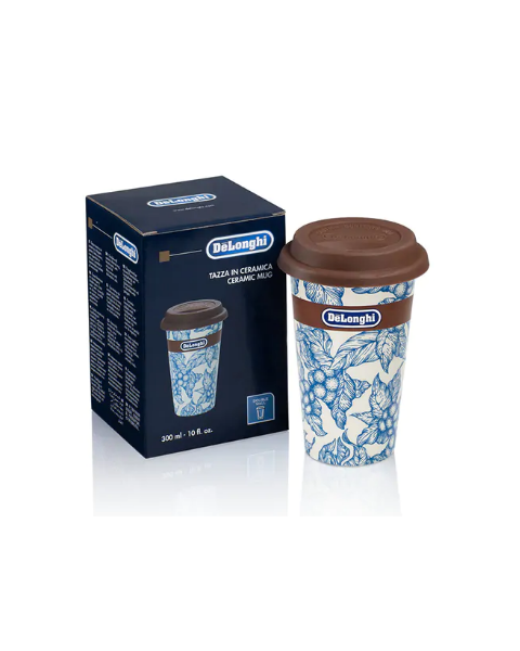 Delonghi Thermal Mug, Blue Flower (5513284481)