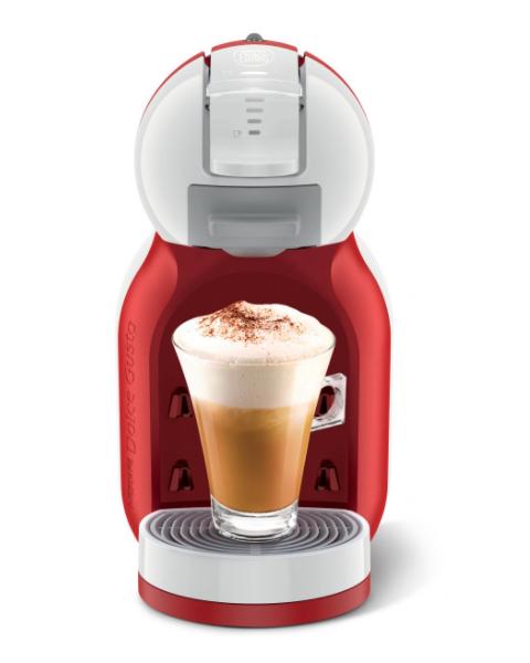 آلة صنع القهوة من نسكافيه دولتشي غوستو ميني مي احمر (MINIME RED)