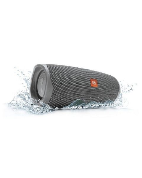 JBL Charge 4 Portable Speaker Grey (CHARGE4GRY)