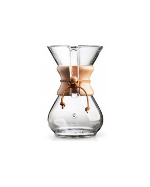 أداة كيميكس ترشيح القهوة 6 أكواب - من لاباريستا (LB-768)