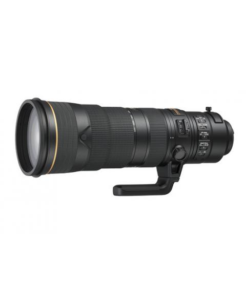 Nikon AF-S NIKKOR 180-400mm f/4E TC1.4 FL ED VR Lens (JAA836DA) + NPM Card