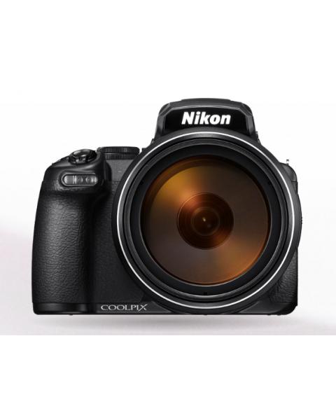 Nikon COOLPIX P1000 Digital Camera (VQA060MA) + 16GB memory card + ML-L7 Remote Control