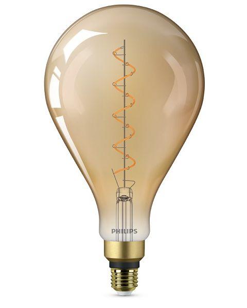 فيليبس مصباح (ليد)  كلاسيكي كبير ذهبي 4.5 واط A160 (PHI-929002983801)