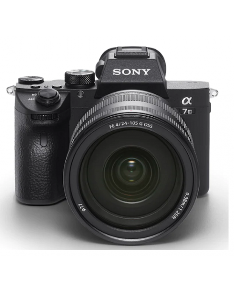 Sony Camera Alpha A7 III CAMERA WITH 28-70 + Memory Card 16 GB (ILCE-7M3K)