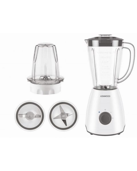 Kenwood BLP10.C0WH 400 Watts 1.5L Blender with 2 mills (OWBLP10.C0WH)
