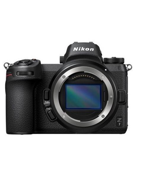 Nikon Z7 Full Frame  Mirrorless Body (VOA010AM)