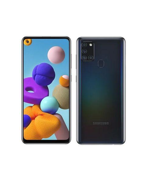 Samsung Galaxy-A21s Black 64GB (SM-A217FZKGKSA)