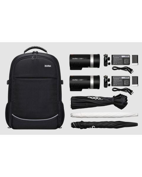 Godox AD300Pro Dual Flashes Backpack Kit (AD300PRO-KIT-2)