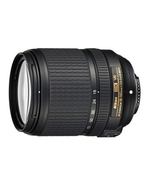 Nikon AF-S DX NIKKOR 18-140mm f/3.5-5.6G ED VR (JAA819DA)
