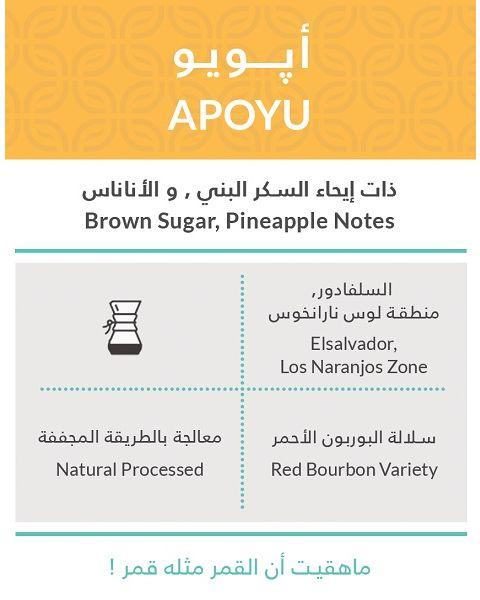 Kiffa -Apoyu 250g Coffee Beans (KIFFA-APOYU)