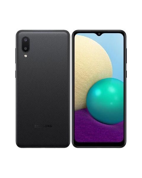 Samsung Galaxy A02, 32GB, Black (SM-A022FZKDMEA)