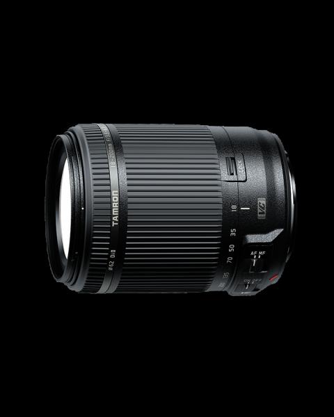 عدسة تامرون 18ـ200 إف 3.5ـ6.3 دي 2 مقاومة للاهتزاز لكاميرا نيكون (B018N)