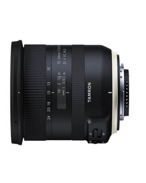 Tamron 10-24mm F/3.5-4.5 Di VC Lens for Canon Mounts (B023E)