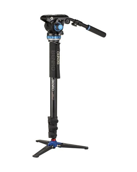 Benro A48FDS6 Aluminum Monopod Kit (BENRO-A48FDS6)