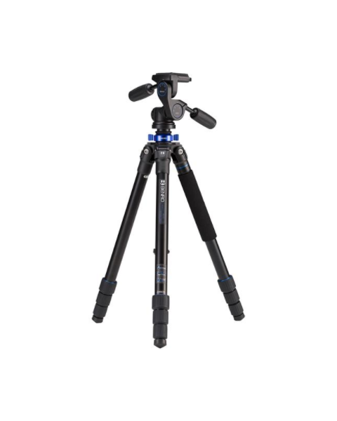 Benro TMA28AHD2 Mach3 Aluminum Tripod with 3 Way head (BENRO-TMA28AHD2)