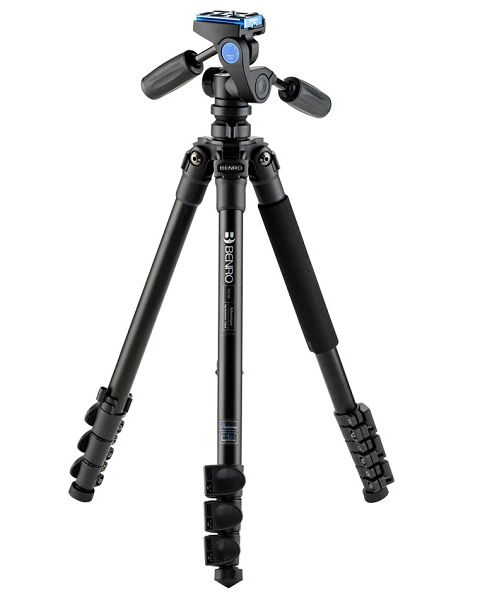 Benro Adventure Tripod with HD1A (BENRO-TAD18AHD1A)