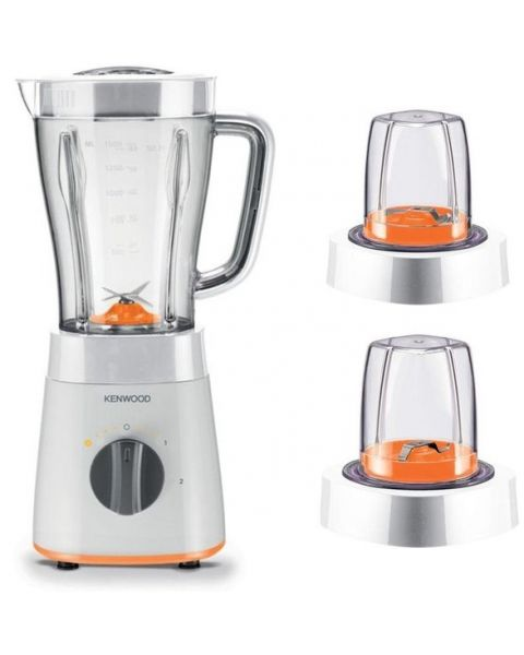 Kenwood Blender BLP15.360WH + 2 Mill (OWBLP15.360WH)