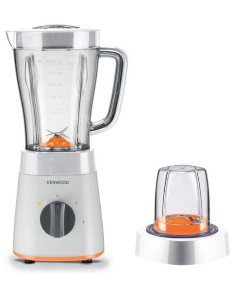 Kenwood Blender BLP15.360WH + 1 Mill (OWBLP15.150WH)